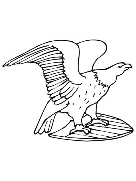 bald eagle coloring pages free free printable bald eagle coloring pages for kids