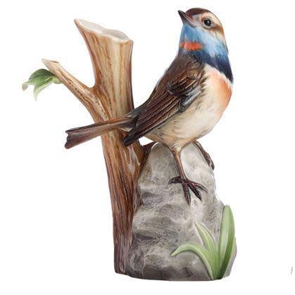 franz collection porcelain joyful bird figurine blue 354 best images about franz collection vase on pinterest