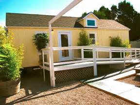 Handicapped House Plans home care cottages for your backyard the shelter blog