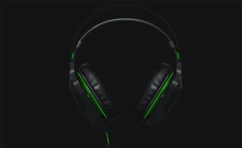 Headset Gaming Razer Electra razer electra v2 gaming headset 187 gadget flow
