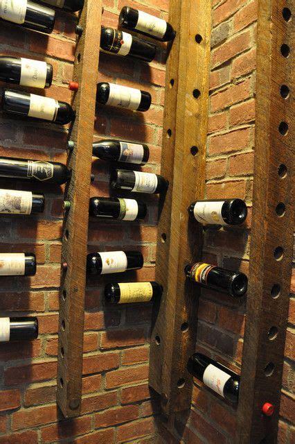 vertical wooden wall wine rack georgetown