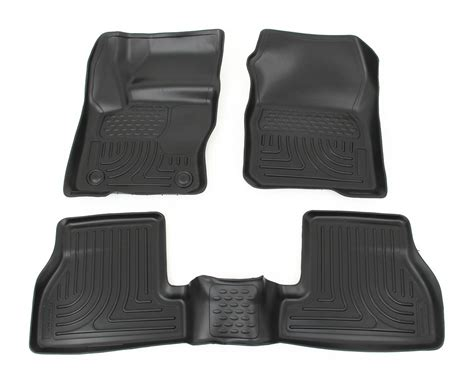 Floor Mats Ford Focus floor mats for 2012 ford focus husky liners hl98771