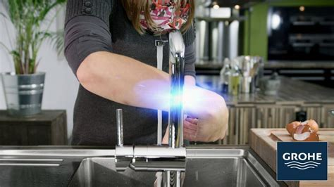 GROHE   Minta Touch   Kitchen Faucets   For your Kitchen