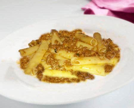 candele pasta ricette candele spezzate con ragout di pesce da zuppa ricetta su