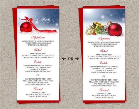 printable christmas menu cards christmas menu template 16 free psd eps ai