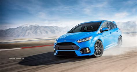 Ford Hatchback by 2017 Ford Focus Rs Hatchback The Legacy Continues Ford