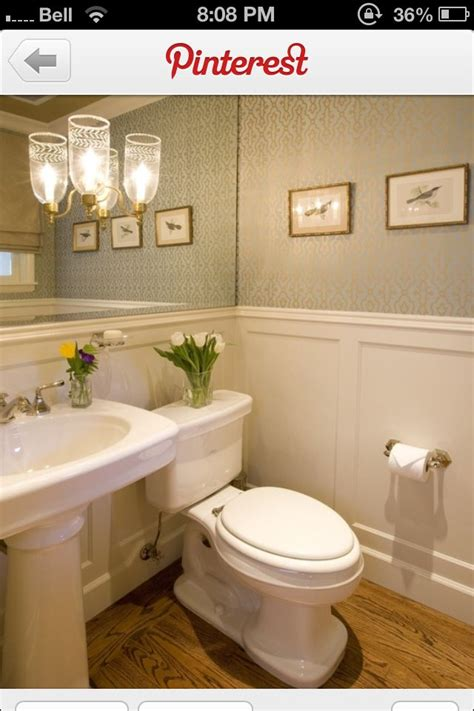 Wainscoting Small Bathroom 79 Best Images About Wainscoting On Pinterest Wall Ideas Upholstered Headboards And Bathroom