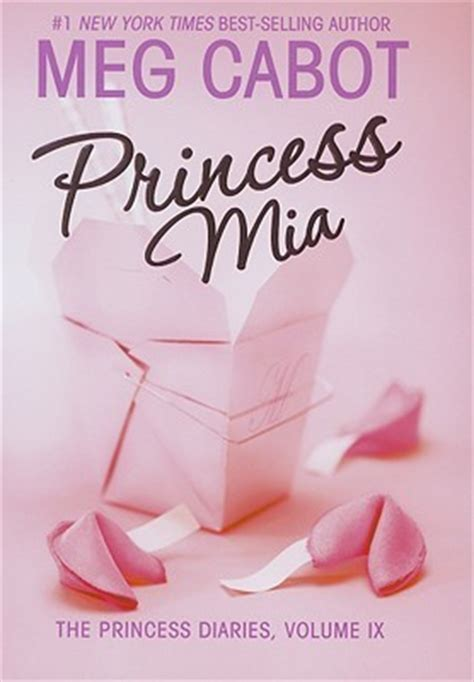 Book Review Princess Diaries Seventh Heaven By Meg Cabot by Princess The Princess Diaries 9 By Meg Cabot