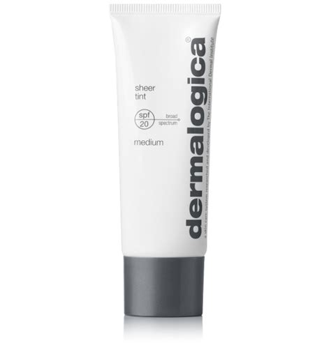 Sheer Tint Spf20 Tinted Moisturizer With Spf Dermalogica 174