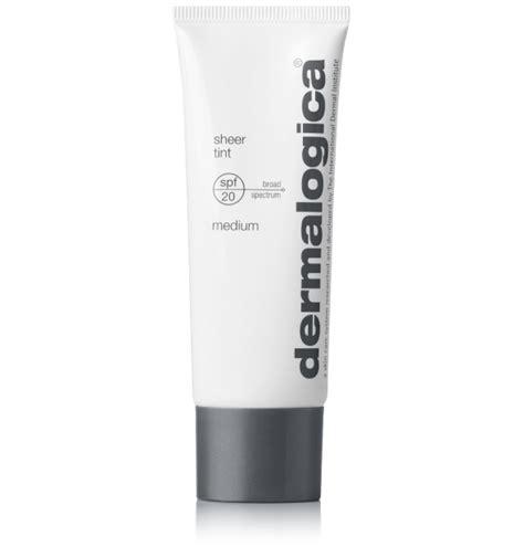 dermalogica sheer tint light sheer tint spf20 tinted moisturizer with spf dermalogica 174