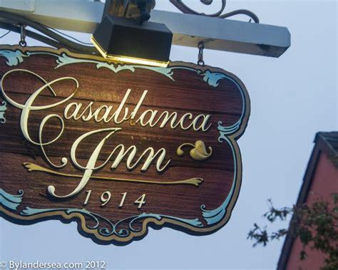 Casablanca Adler Russia Europe casablanca inn sign bylandersea travel tales