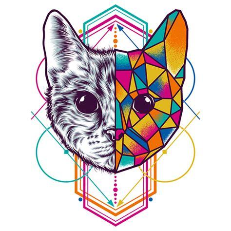 Animal Series geometric animal series on behance