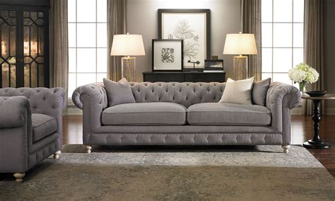 gray chesterfield sofa chesterfield grey sofa francis chesterfield grey