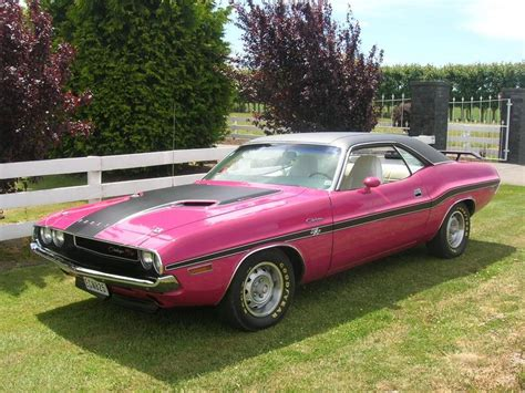 panther pink challenger for sale 1970 dodge challenger fm3 factory panther pink paint code
