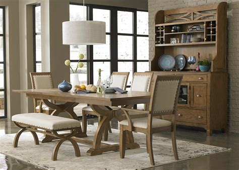 rustic dining room table with bench bench rustic dining room igfusa org
