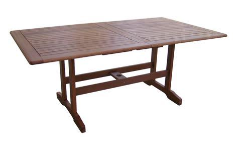 Holz Gartentisch Klappbar
