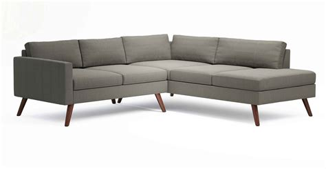 sectional corner corner sectional sofa dane corner sectional sofa with per