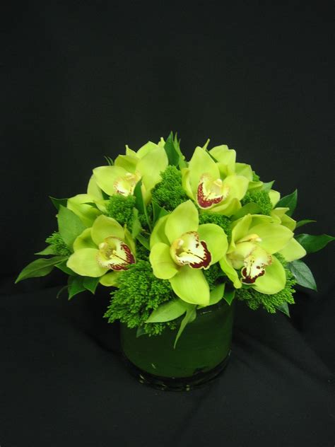 Eletragesi Cymbidium Orchid Centerpieces Images Eletragesi Cymbidium Orchid Centerpieces Images