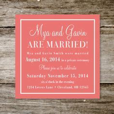 do you invite officiant to wedding reception 1000 images about wedding ideas on elopement