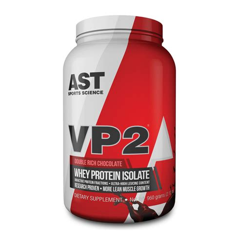 supplements whey protein ast vp2 whey protein
