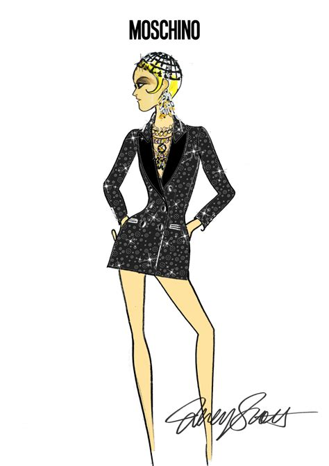 More Cavalli Design Sketches For Spice Tour The Union Is Back by Rebel Tour Costume Designs Madonna Arianne