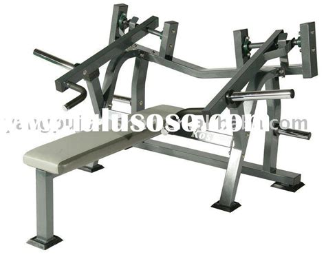 flat bench press machine how does this machine compare to an actual bench press fitness