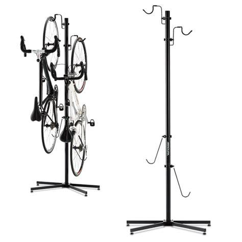 4 Bike Standing Rack by Minoura P 600al 4 Cyclist Free Standing Vertical