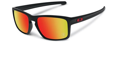 Oakley Sunglass Sliver Scuderia Collection Oo Berkualitas oakley sliver sunglasses sliver matte black oo9262 12 57mm uk