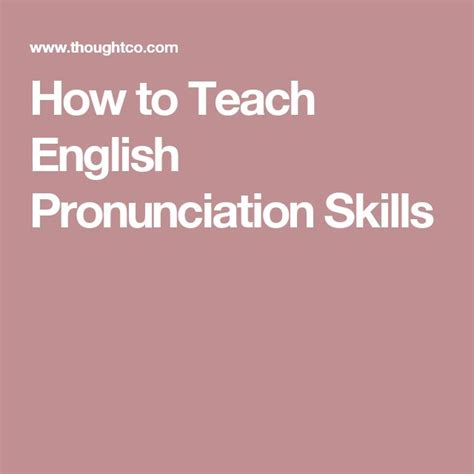 themes english pronunciation 12 best learning to learn images on pinterest gym