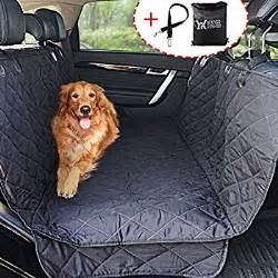 Backseat Car Covers For Dogs Amazonbasics Waterproof Hammock Seat Cover