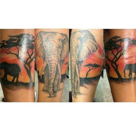 african elephant tattoos the world s catalog of ideas
