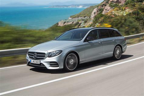 E Class Mercedes by Vast New 2016 Mercedes E Class Estate Unveiled By Car