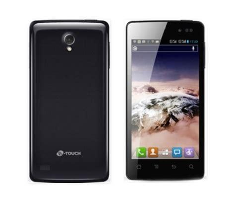 K Touch Titan S 4gb k touch s100 titan phablet android harga 2 jutaan