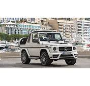 MERCEDES BENZ G500 Cabriolet Review  Autoevolution
