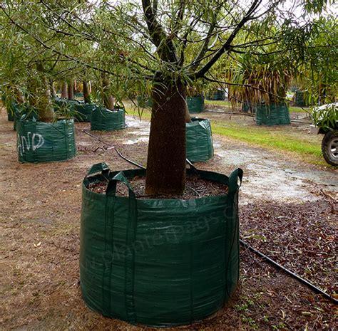 Garden Accessories Au 400 Litre Woven Planter Bags Nursery And Garden Supplies