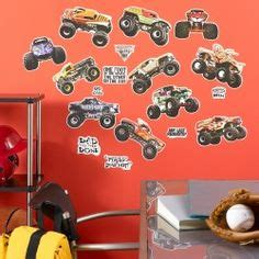 1000 ideas about monster truck bedroom on pinterest 1000 images about stuff for the kids room on pinterest