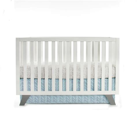 Crib Skirt And Bumper by Happy Cer 4pc Set Includes Quilt Bumper Sheet Crib