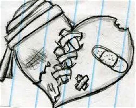 the 25 best broken heart drawings ideas on pinterest