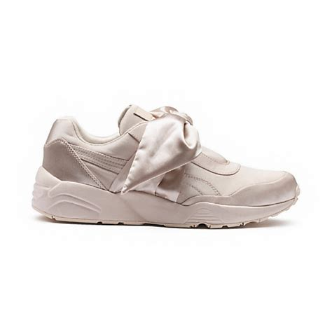 sneakers with a bow fenty by rihanna bow sneaker bow s