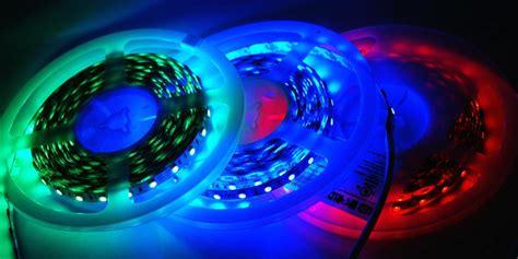 Rgb Led Lights by Rgb Led Fa60m50 5m 24v Rgb Led World Lighting