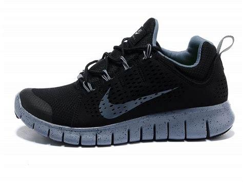 nike free run 2013 sports shoes cheap for black