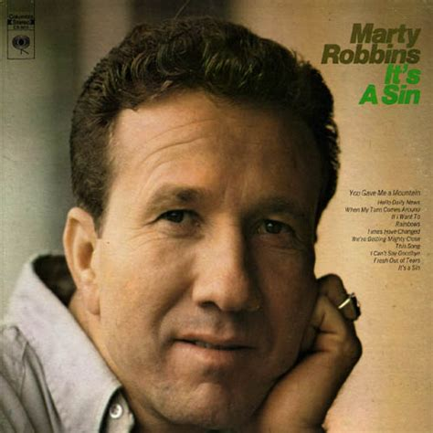 Its To Be Robbins by Herberts Oldiesammlung Secondhand Lps Marty Robbins It 180 S
