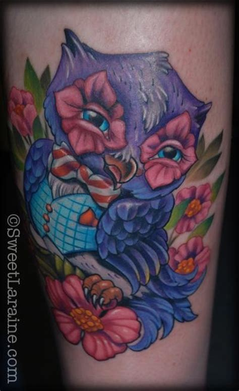 owl tattoo purple 93 best images about owls on pinterest