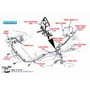 1977 Corvette Front Brake System Parts