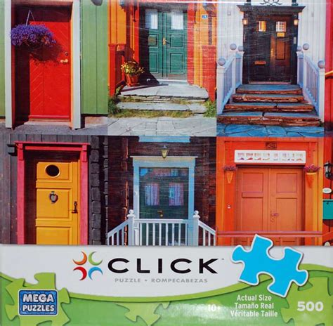 colorful doors jigsaw puzzle puzzlewarehouse com click doors photography jigsaw puzzle