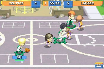 backyard basketball gameplay backyard sports basketball 2007 symbian game backyard