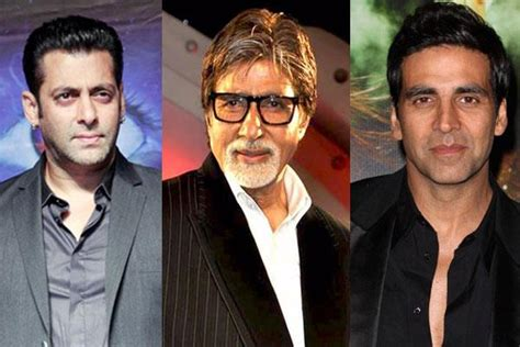 highest paid bollywood actors 2015 three bollywood stars in forbes highest paid actors list 2015