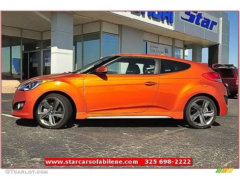 hyundai veloster turbo vitamin c 2013 vitamin c hyundai veloster turbo 71914932 photo 2