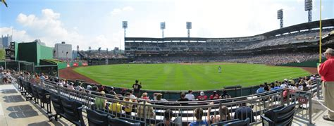 pnc park panoramas cook sons baseball adventures