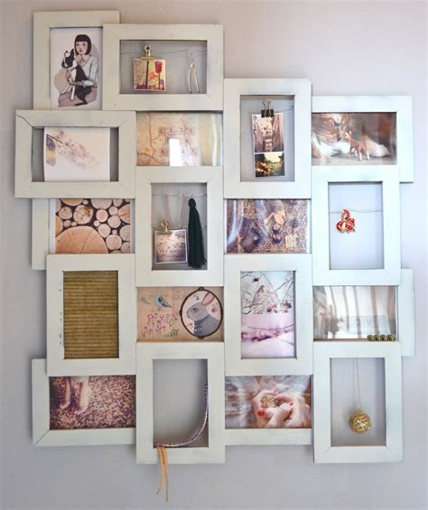 How To Make A Handmade Photo Collage - diy frame collage